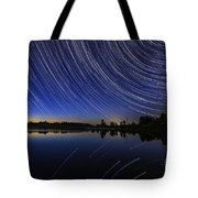 Twilight's End Tote Bag