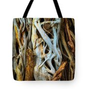 Twisted Tree Limbs Tote Bag