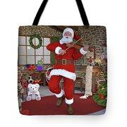 Two Nights Before Christmas Tote Bag