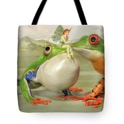 Two Princes Tote Bag