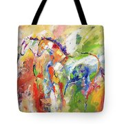 Two Together Always Tote Bag