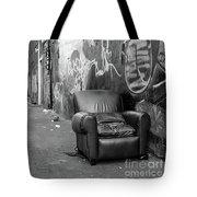 U Street Chair Washington Dc Tote Bag