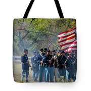 Union Infantry Advance Tote Bag