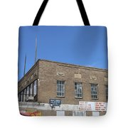 Union Market Washington Dc Wholesale Butcher Shop Tote Bag