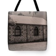 Uniting Church, Nannup, Western Australia Tote Bag by Elaine Teague