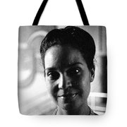 Unknown Woman Tote Bag
