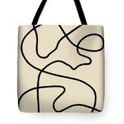 Untitled Iv Tote Bag