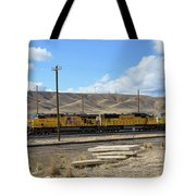 Up 5400 Passing Through Tote Bag
