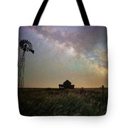 Up In The Country  Tote Bag