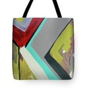 Up The Steps Tote Bag by John Jr Gholson