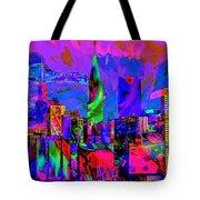 Urban Color Tote Bag