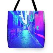 Urban Neon Tote Bag