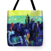 Urban Revisited Tote Bag