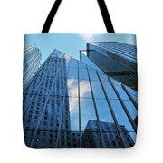 Urban Skies Tote Bag