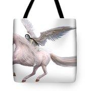 Valkyrie Spirit Tote Bag