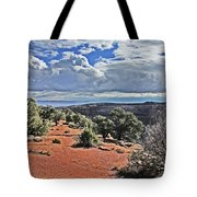 Valley Colorado National Monument 2880 Tote Bag