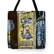 Vapo-cresolene Vaporizer Liquid Poison Original Packaging Tote Bag
