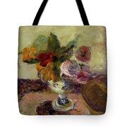 Vase Of Flowers 1886 Tote Bag