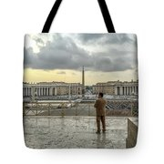 Vaticani View Tote Bag