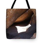 Vedauwoo Natural Cave Tote Bag