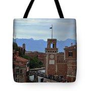 Venice Bridge Tote Bag