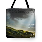 Victorious Life 326 Tote Bag