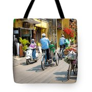 Vietnam Street Tote Bag