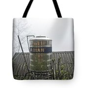 Vietnam Style Water Tower Tote Bag