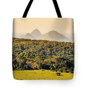View To The Sunshine Coast Tote Bag