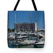 Vilamoura Marina 4 Tote Bag