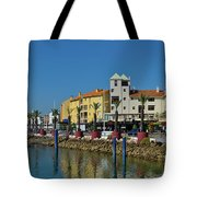 Vilamoura Marina 6 Tote Bag