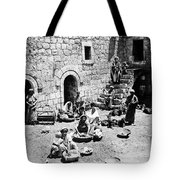 Village Of Cana Tote Bag