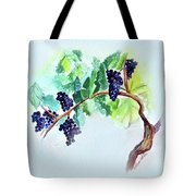 Vine And Branch Tote Bag