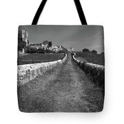 Vineyard In Saint-emilion Tote Bag