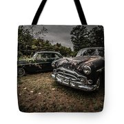 Vintage Cars Goshen Nh Tote Bag