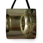 Vintage Glass Tote Bag