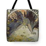 Vintage Poster - L'illustration Tote Bag