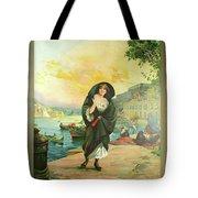 Vintage Poster - Malta Tote Bag
