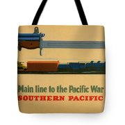 Vintage Poster - Southern Pacific Tote Bag