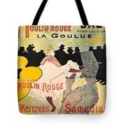 Vintage Poster - Toulouse Lautrec Tote Bag