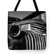 Vintage Truck Jerome Arizona Tote Bag