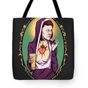 Virgin Meredith Tote Bag
