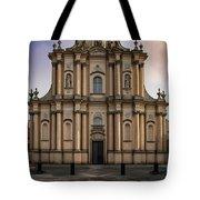 Ordo Visitationis Beatissimae Mariae Virginis Church  Tote Bag by Jaroslaw Blaminsky