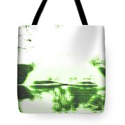 Voices Of A Long Lost Civilization Tote Bag by Bee-Bee Deigner