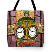 Wacker Place Chicago Tote Bag