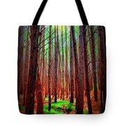 Waihou Forest  - Maui Tote Bag