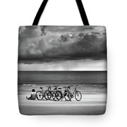 Waiting At The Edge Of The World Tote Bag