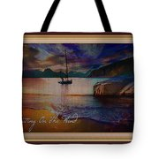 Waiting On The Wind Tote Bag
