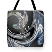 Walk On The Wild Side. Tote Bag