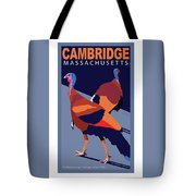 Walking Away From You-cambridge Tote Bag